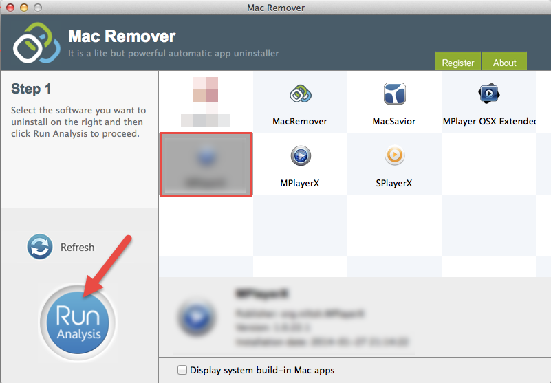16 uninstall app with macremover