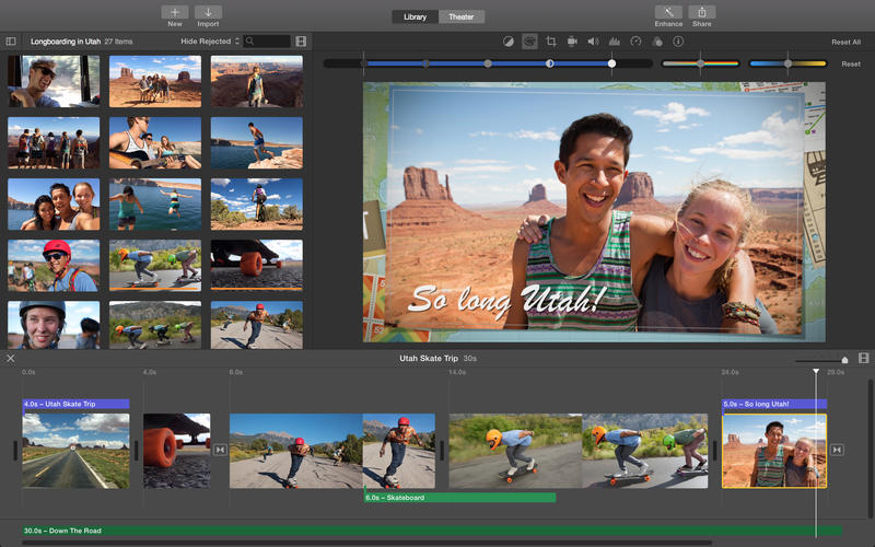 download imovie for mac os high sierra