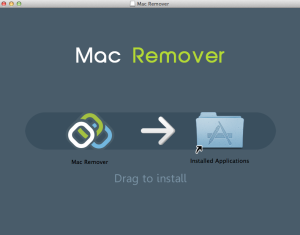 install MacRemover