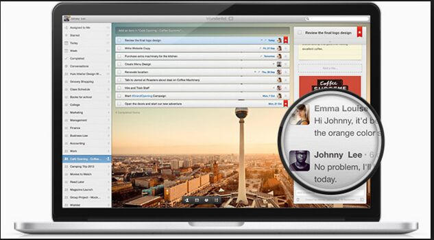 Tutorials to remove Wunderlist from Mac—macremover com