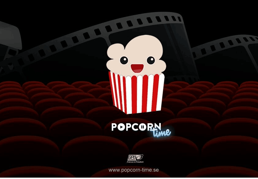 uninstall Popcorn Time 5.3.1
