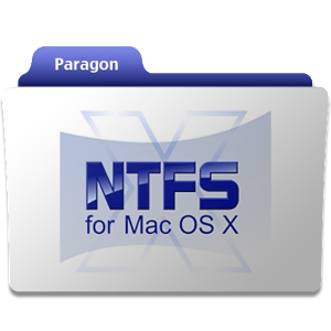 remove Paragon NTFS for Mac