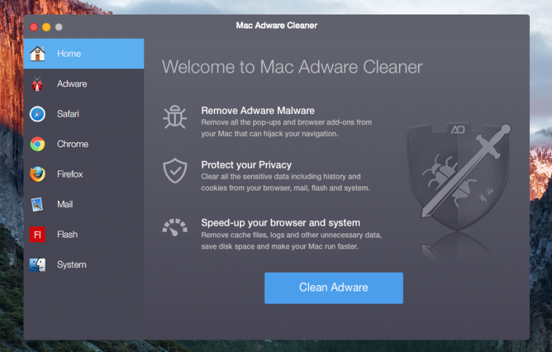 remove mac adware cleaner