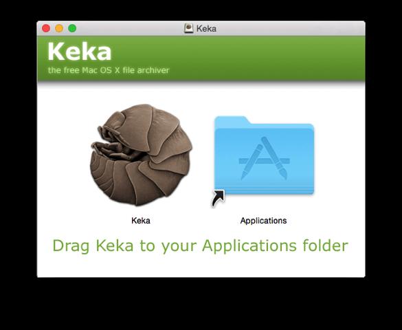 remove Keka