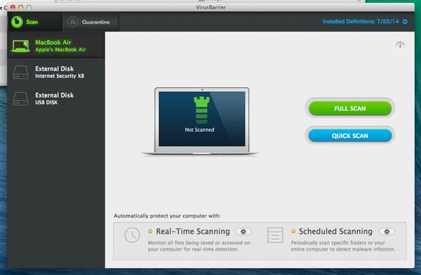 remove Intego Mac AntiVirus