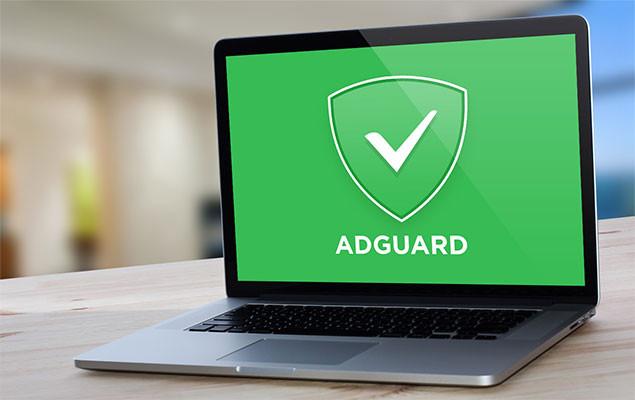 remove adguard