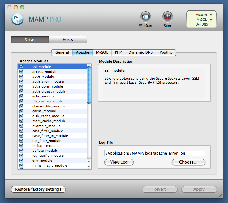 How to remove MAMP (MAMP PRO) on your macOS and Mac OS X?