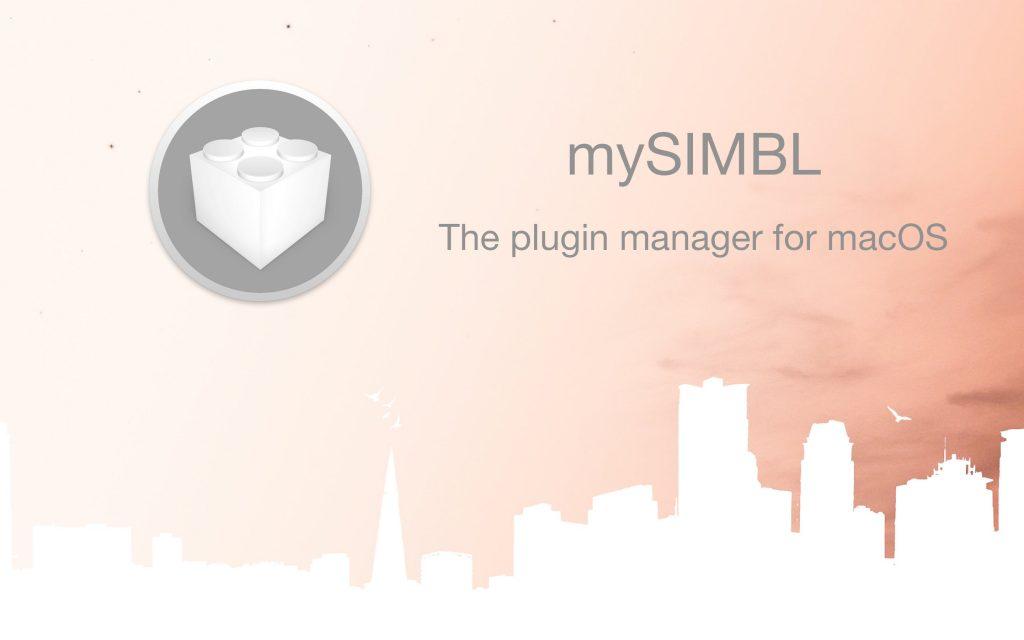 remove mySIMBL
