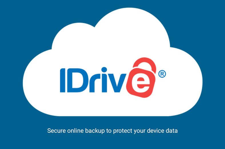 remove IDrive